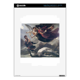 Justice and Divine Vengeance pursuing Crime Pierre Decals For iPad 3