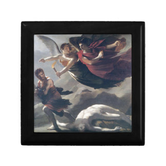 Justice and Divine Vengeance pursuing Crime Pierre Jewelry Box