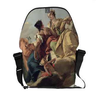 Justice and Peace Courier Bags