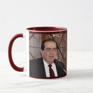 Justice Antonin Scalia Mug