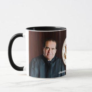 Justice Antonin Scalia - U.S. Supreme Court Mug