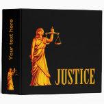 Justice - Binder