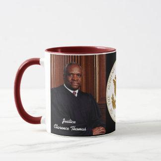 Justice Clarence Thomas Mug