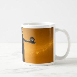 Justice Classic White Coffee Mug