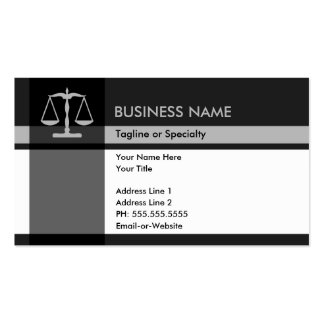 Attorney business cards 3300 attorney business card for Lawyer business card templates