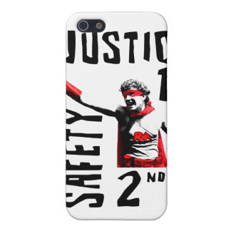Justice First iPhone 4 case