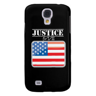 Justice for America 5/1/11 Galaxy S4 Covers