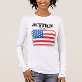 Justice for America 5/1/11 Long Sleeve T-Shirt