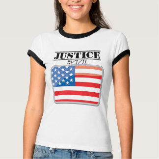 Justice for America 5/1/11 T-Shirt