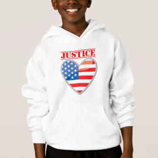 Justice For America Hoodie