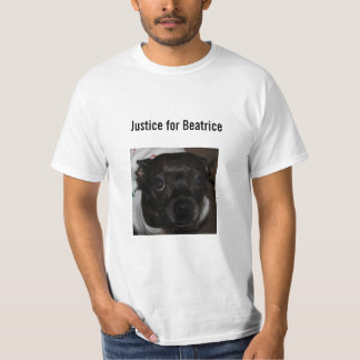 Justice for Beatrice Basic T-Shirt