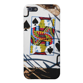 justice for jack of spades iPhone SE/5/5s cover