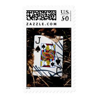 justice for jack of spades postage