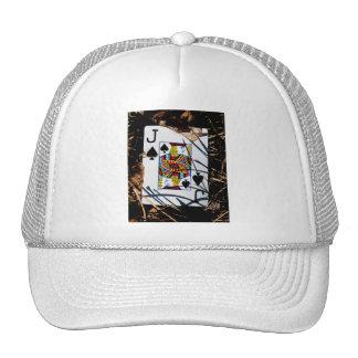 justice for jack of spades trucker hat