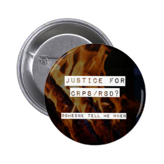 Justice for RSD-CRPS Button