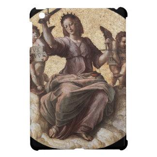 Justice, from the 'Stanza della Segnatura' Raphael iPad Mini Case