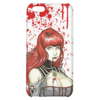Justice Howard Vampire Cover For iPhone 5C