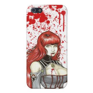 Justice Howard Vampire iPhone 5 Case
