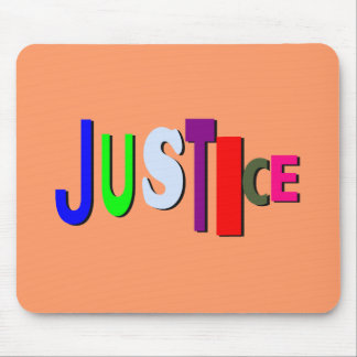 Justice in Color Mousepad