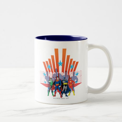 """Justice League """"Against All Odds"""" Mug"""
