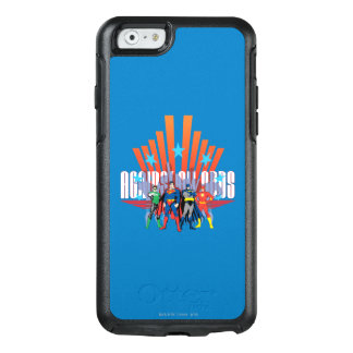 """Justice League """"Against All Odds"""" OtterBox iPhone 6/6s Case"""