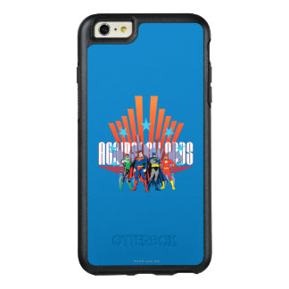 """Justice League """"Against All Odds"""" OtterBox iPhone 6/6s Plus Case"""