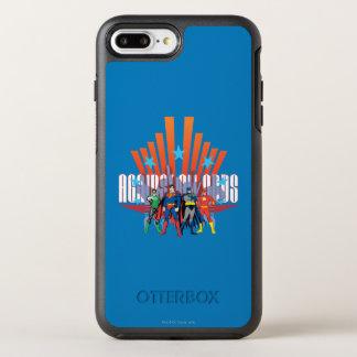 "Justice League ""Against All Odds"" OtterBox Symmetry iPhone 8 Plus/7 Plus Case"