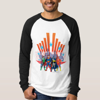 """Justice League """"Against All Odds"""" Tee Shirt"""