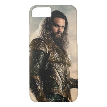 Justice League | Aquaman On Battlefield iPhone 8/7 Case