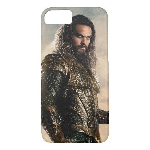 Justice League | Aquaman On Battlefield iPhone 8/7 Case
