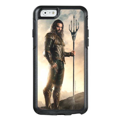 Justice League | Aquaman On Battlefield OtterBox iPhone 6/6s Case