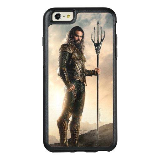 Justice League | Aquaman On Battlefield OtterBox iPhone 6/6s Plus Case