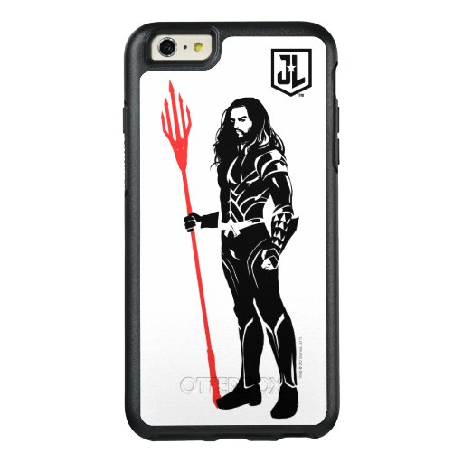 Justice League | Aquaman Pose Noir Pop Art OtterBox iPhone 6/6s Plus Case