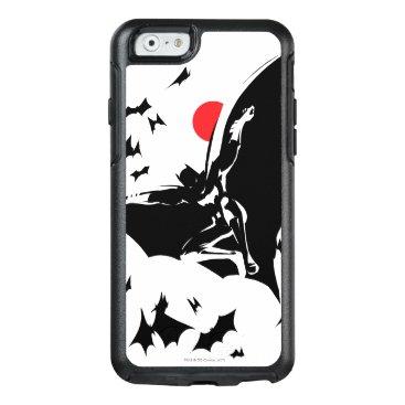 Justice League | Batman in Cloud of Bats Pop Art OtterBox iPhone 6/6s Case