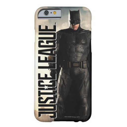 Justice League | Batman On Battlefield Barely There iPhone 6 Case