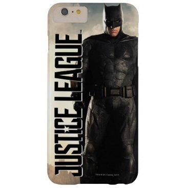 Justice League | Batman On Battlefield Barely There iPhone 6 Plus Case