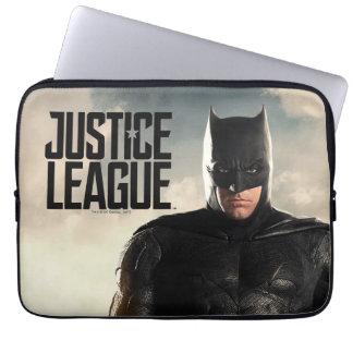 Justice League | Batman On Battlefield Computer Sleeve