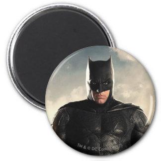 Justice League | Batman On Battlefield Magnet