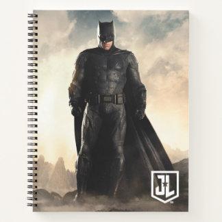 Justice League | Batman On Battlefield Notebook