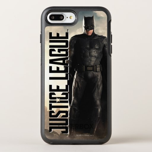 Justice League | Batman On Battlefield OtterBox Symmetry iPhone 8 Plus/7 Plus Case