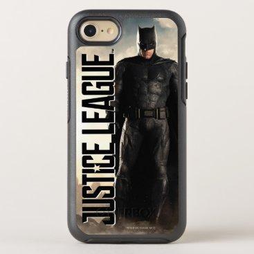 Justice League | Batman On Battlefield OtterBox Symmetry iPhone 8/7 Case