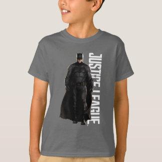 Justice League | Batman On Battlefield T-Shirt