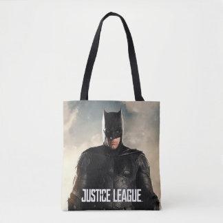 Justice League | Batman On Battlefield Tote Bag