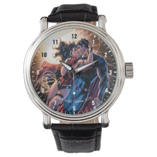 Justice League Comic Cover #12 Variant Wrist Watch