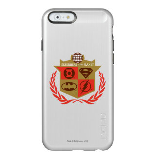 Justice League Defenders of the Planet Incipio Feather Shine iPhone 6 Case