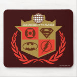 Justice League Defenders of the Planet Mousepads