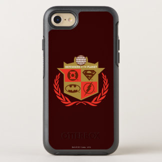 Justice League Defenders of the Planet OtterBox Symmetry iPhone 7 Case