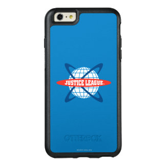 Justice League Globe Logo OtterBox iPhone 6/6s Plus Case