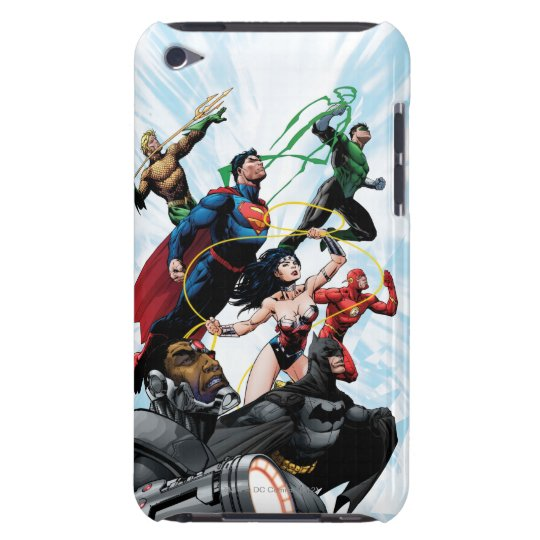 Justice League - Group 1 Barely There iPod Case