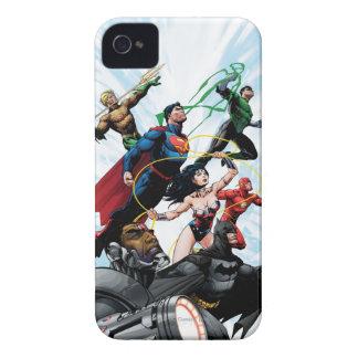 Justice League - Group 1 Case-Mate iPhone 4 Case